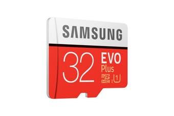Samsung 32Gb Uhsi Plus Evo Class 10 U1 Without Adaptor