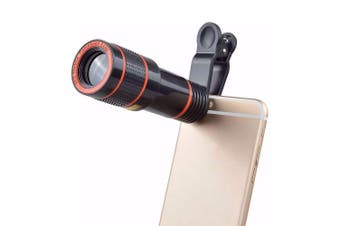 8X Cell Phone Camera HD Lens Telescope
