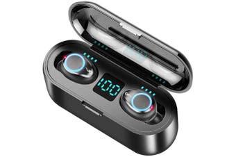 Touch Control Wireless Bluetooth Earphones TWS IPX5 Waterproof Touch Wireless Stereo Bluetooth Headset