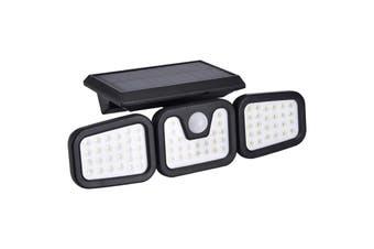 LED Solar Powered Motion Sensor Lamp