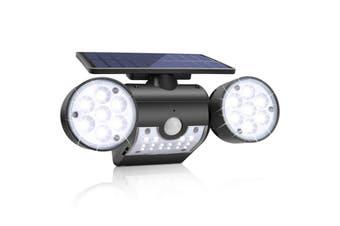 30LED Adjustable Dual Head Solar Light