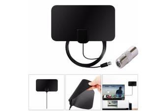 HD Digital TV Antenna F Male with IEC Adapter