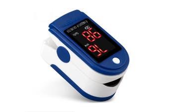 Pulse Oximeter Fingertip Portable OLED Display Digital Oximeter