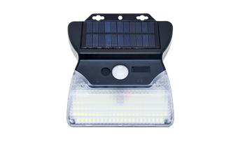 110 LED Solar Powered Motion Sensor Light
