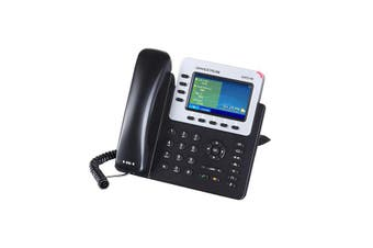 Grandstream Gxp2140 Hd Poe Ip Phone 480 X 272 Colour Lcd 4 Lines