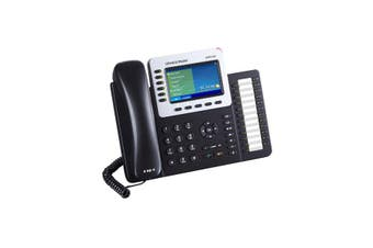 Grandstream Gxp2160 Hd Poe Ip Phone 480 X 272 Colour Lcd 6 Lines