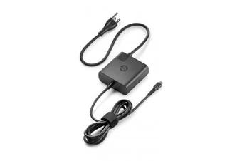 Hp 65W Usb C Power Adapter 1He08Aa