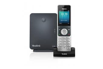 W60P Wireless DECT Solution including Base Station and 1 Handset