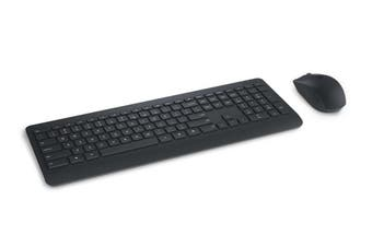 Wireless Desktop 900 Keyboard & Mouse Black
