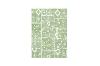 Kelim Antiquity Pastel Green Rug - 160 x 230 cm
