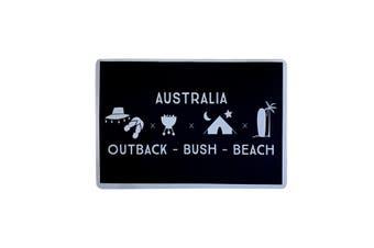 Kool Kampers Australia Design Recycled Door Mat