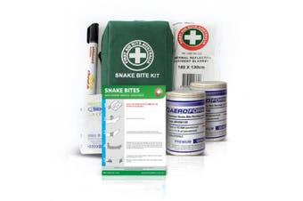 Snake Bite First Aid Kit Premium