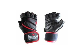 Morgan Elite Weight Lifting And Cross Training Gloves - M