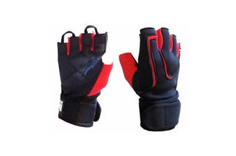 Morgan Pro Weight And Functional Fitness Gloves - M