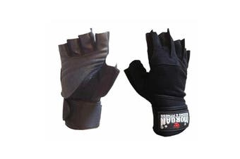 Morgan Shark Weight Lifting Gloves - S
