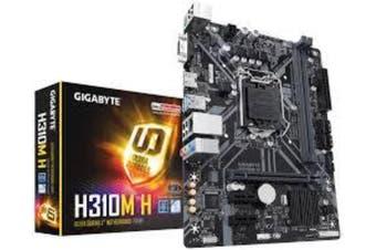 GA-H310M-H LGA1151 8Gen mATX Motherboard