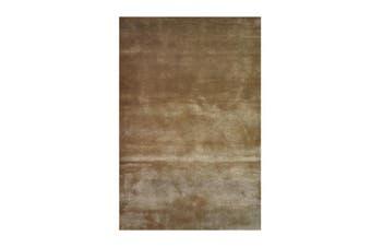 Metallics Tobacco Luxurious Wool Rug - 120 x 170 cm