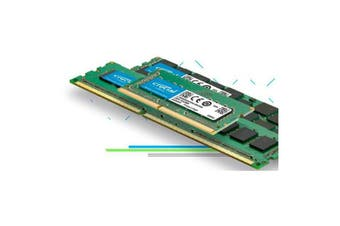 Crucial 4GB DDR3 1866 for MAC 1x 4GB SODIMM