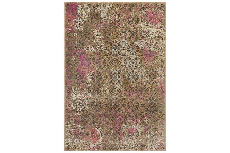 Medina Danica Soft Pink Rug - 330X240CM