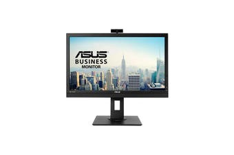 Asus Be24Dqlb Fhd Ips Video Conferencing Monitor