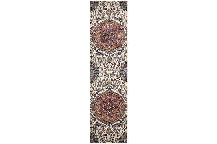 Museum Shelly Rust Rug - 400X300CM