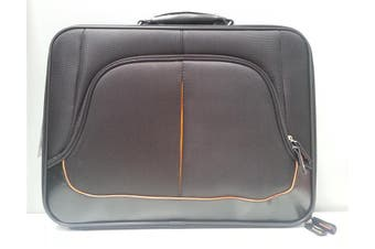 8Ware Standard Notebook Carry Bag With Metal Frame 15.4""