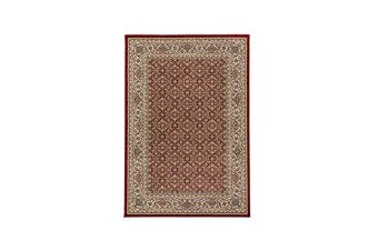 Nain Mahi Red Rug - 80 x 300 cm