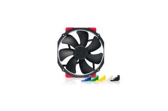 140Mm 120Mm Mounts Nf A15 Hs Pwm Chromax Black Swap Ed 1500Rpm Fan