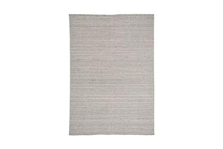 Norge White Wool Rug - 160 x 230 cm