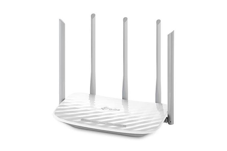 Tp-Link Archer C60 Ac1350 1350Mbps Wireless Dual Band Router