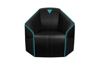 ThunderX3 US5 Console Couch Black Cyan