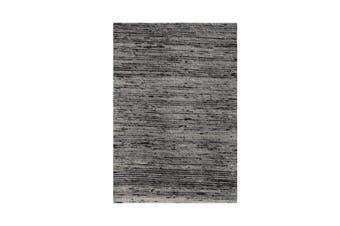 Ozark Platinum Wool Rug