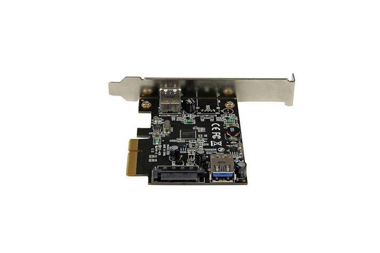 Startech 2 Port Usb 10Gbps Card Usb A
