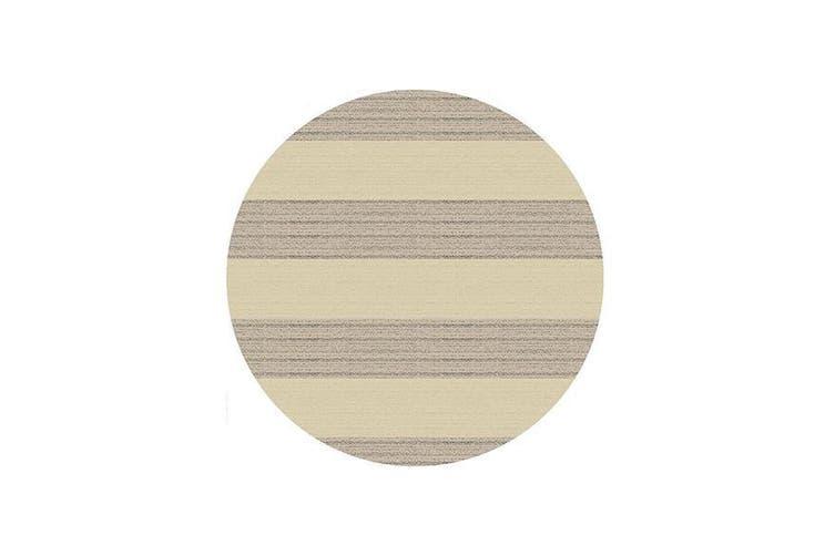 Picasso Stripes Light Grey Rug - 200 x 290 cm