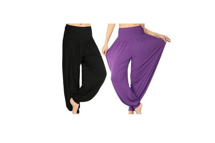 Comfy Yoga Pants - XXLPink