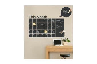 Write on Wall Chalkboard Decal - Small
