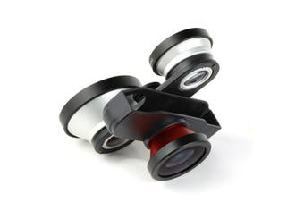 4in1 Fish Eye Lens For iPhone - iPhone 6  Plus
