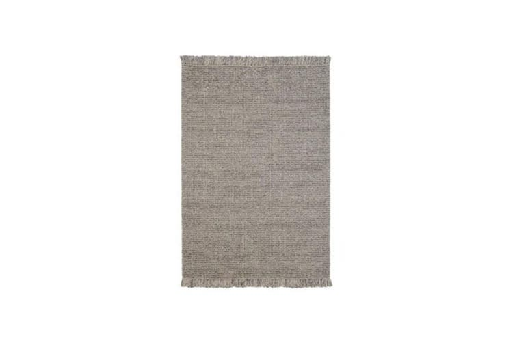 Sandra Silver Floor Rug - 60 x 90 cm