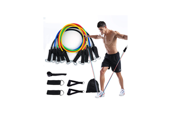 11 Fitness Workout Bands Sports Gym