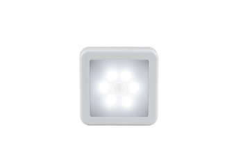 Motion Sensor Led Night Light Battery - White Light