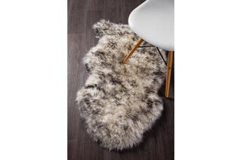 Natural New Zealand Ombre Sheep Skin Rug - 105X70CM