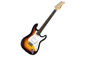 Electric Guitar Full Size Pack Sunburst
