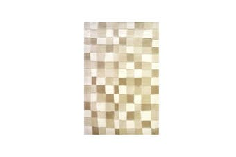 Studio Natural Beige Wool Rug