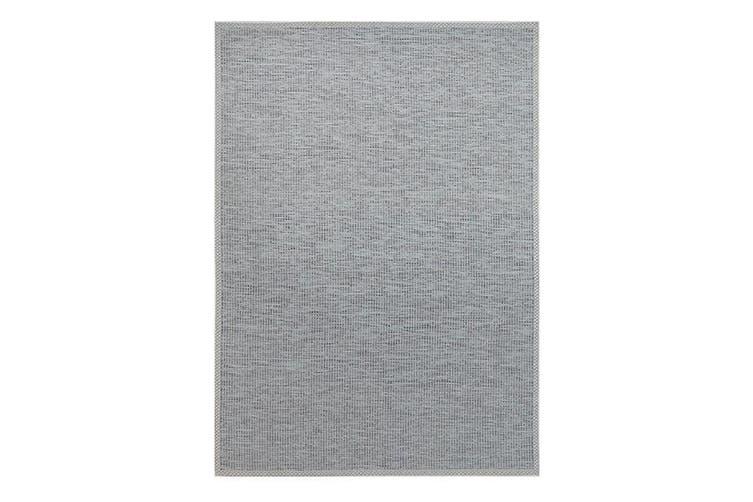 Sydney Grey Blue Indoor Outdoor Rug - 160x230 cm