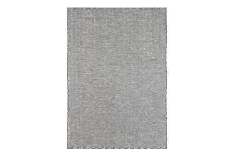 Sydney Grey Indoor Outdoor Rug - 160x230 cm