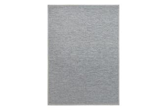 Sydney Grey Blue Indoor Outdoor Rug - 67x140 cm