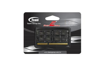 Team Group 4Gb Ddr3L 1600 Mhz Pc3L 12800 204 Pin Sodimm Cl11