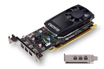 Leadtek Nvidia Quadro P1000 Pcie Workstation Card 4Gb Ddr5 Low Profile