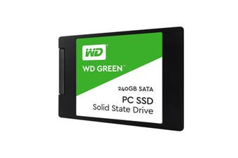 WD Green 3D NAND SSD 2.5 Form Factor SATA Interface 240GB