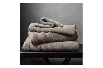 Canningvale Amalfitana Bath Towel Porcini